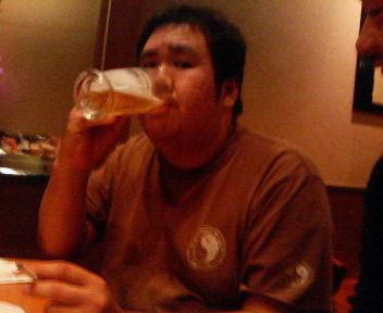 そして飲む!!!