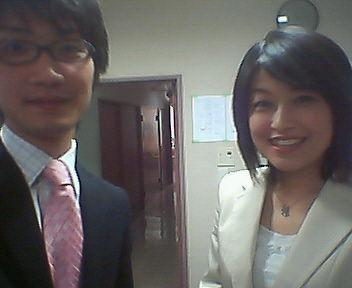 清水智子さん!